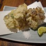 120206227 - 牡蠣の天ぷら
