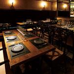 シュラスコレストラン OROCARNE - 内観写真