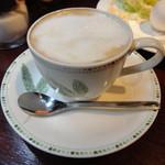 ギオン - 2012年3月再訪 クリームコーヒー