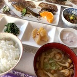 川口園 - 料理写真:朝食