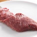 小羊樓 - マトン肉一人前700円