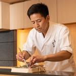 赤坂ゆうが - 料理長:田中大輔