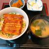 Matsumiyakawamotoazabuten - 料理写真:ランチうな丼
