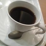 CAFE NORTE Sapporo - セットのコーヒー