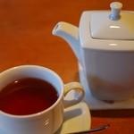 カフェ・リュシェット - 紅茶