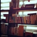 そば屋まさ木 - 白洲次郎の本が多かった