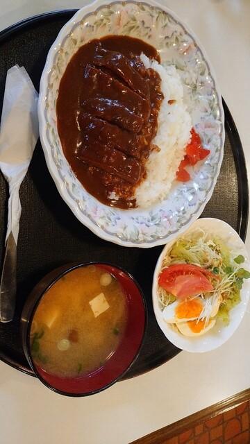イーグル - カツライス【みそ汁付】
