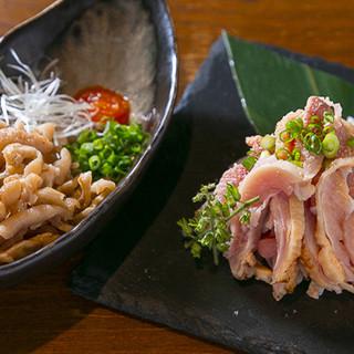 鹿児島県産ブランド鶏使用◎旨味たっぷりな逸品料理をどうぞ!