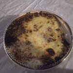 ミツバチカレー - 焼きチーズカレー