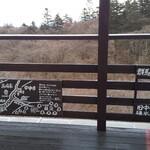 しげの屋 - 内観(展望台)