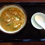 土田屋 - 料理写真:カレーうどん