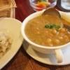 なたね - 料理写真:ヒヨコ豆のカレー