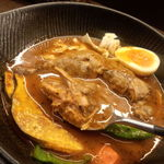 Soup curry lavi -