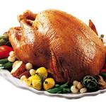 ウォーリアケルト - イギリス伝統的なクリスマスローストディナー