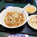 棲鳳閣 - 香辣まぜ麺