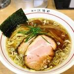 麺や 江陽軒 - 料理写真:中華そば750円