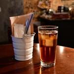 ALDEBARAN  - セットドリンク@200円:烏龍茶を。アイスで。