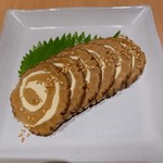 Niwakayachousuke - いぶりがっこクリームチーズ