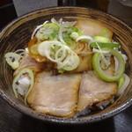 千石自慢らーめん - 中肉丼¥520