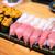 板前寿司 - 高級ネタのオンパレード