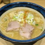 孫作 - ラーメン700円