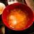 ほろよい党 - 料理写真:味噌汁