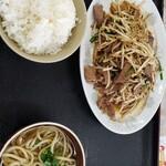 運玉食堂 - 料理写真: