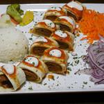 TRUVA Turkish Restaurant - Beyti Kebab