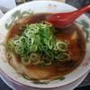 新福菜館 - 料理写真:ミニラーメン(ミニ焼き飯とセット@850)