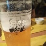 120260625 - ビール。
