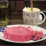 ステーキハウス小坂 - ヒレ肉