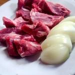 焼肉の龍巳 - ジンギスカン