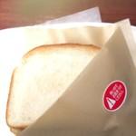 ドトールコーヒーショップ - 3種のチーズとベーコンエッグのサンドウィッチ