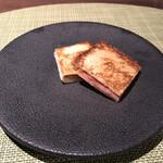 L'atelierizumi - トリュフ風味のクロックムッシュ