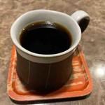 新宿 日曜喫茶 - ホットコーヒー