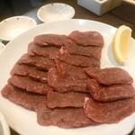 赤羽ジンギスカン - テンダーロイン2人前(野菜とセットで1,590円×2)