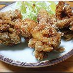 彩鶏 - 鶏の唐揚げ