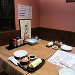 12027530 - 全員で6人の食事会だったんで小上がりの座敷を使わせていただいて会食です