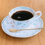 より道 - ドリンク写真:コーヒー400円