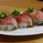 プラスアルファキッチン - ご予約頂ければカンガルーの肉寿司も!