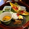 川畑 - 料理写真:食事の御膳