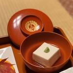 一乗院 - 胡麻豆腐