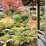 一乗院 - 泉水庭園
