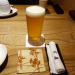 川畑 - 生ビール