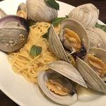 Italian Kitchen BUONO - 千葉の名産になったホンビノス貝のパスタ