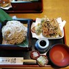 Kiritaya - 料理写真:野菜天ざる
