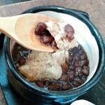 蕎麦 みづ乃 - 甘すぎない上品な甘さの小豆