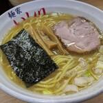 麺家 いし川 - らー麺