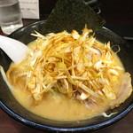 ラーメンおやじ - ネギおやじ麺 1100円