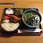 Nishijinebiya - そば定食  ¥950